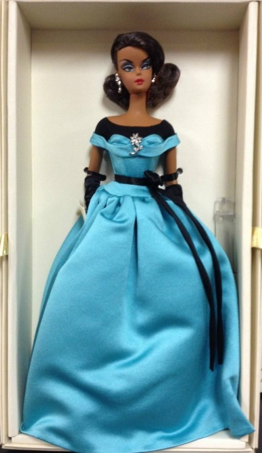 Ball Gown Barbie AA