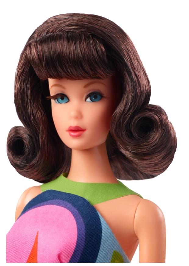 Barbie DYX78 Hair Fair Set Brown//a